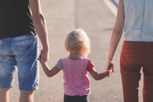 משמורת ילדים זמנית