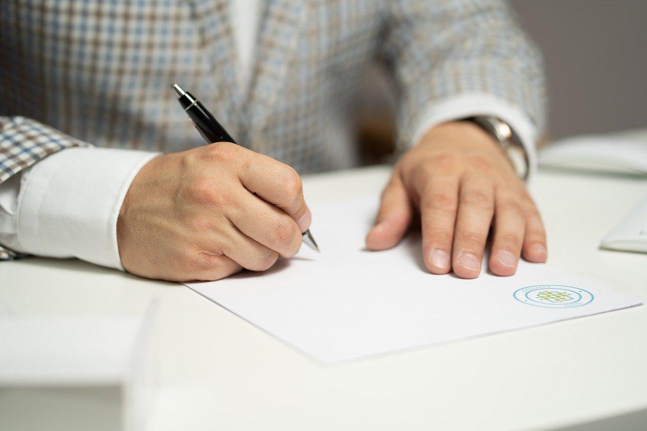 כתב תשובה להתנגדות לקיום צוואה